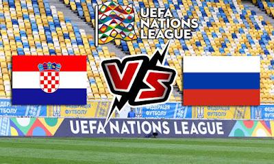 روسيا و كرواتيا بث مباشر