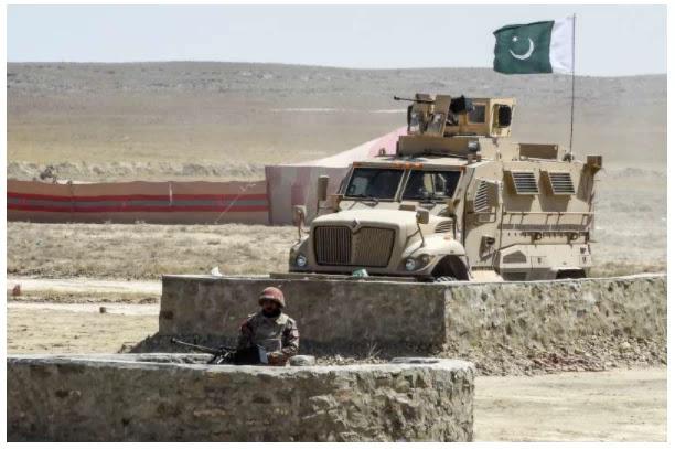 Increased attacks in northwest Pakistan amid Afghan peace efforts
