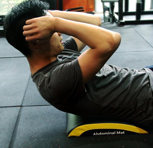 Como fortalecer los abdominales