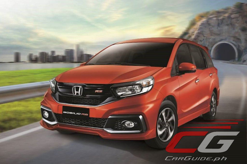 Honda Cars Philippines Rolls Out Redesigned Mobilio for ...