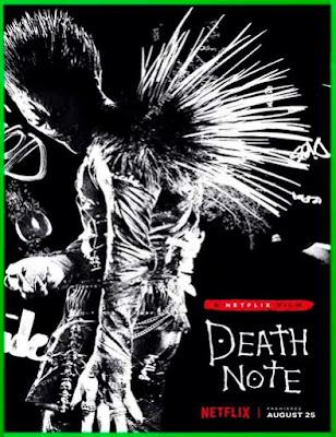 Death Note (2017) | DVDRip Latino HD Mega 1 Link