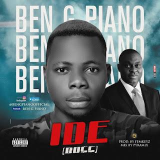 MUSIC: Ben G Piano – IDE (BOSS)