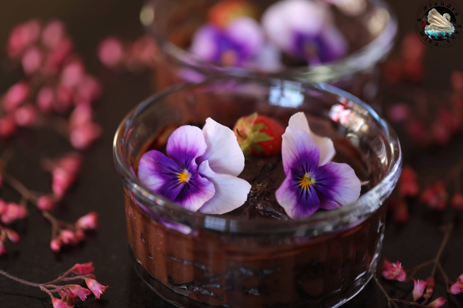 Crème express vegan au chocolat