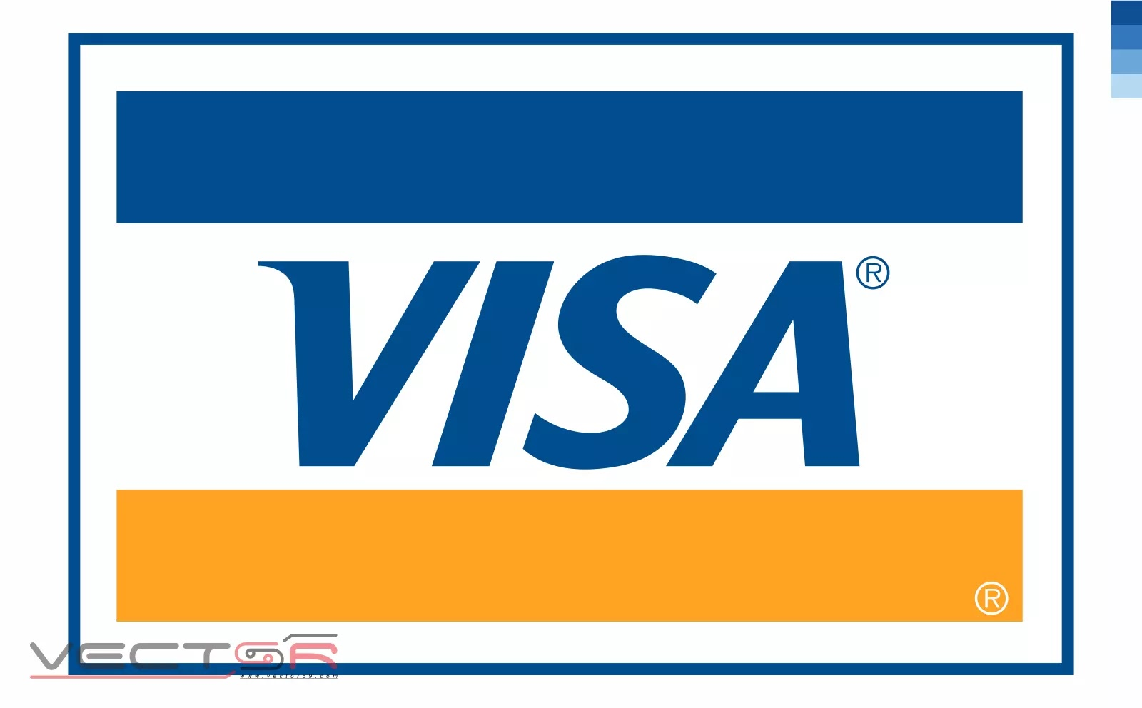 Visa (1992) Logo - Download Vector File Encapsulated PostScript (.EPS)