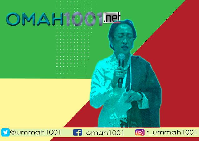 Sukmawati Soekarno Putri, Ibu Indonesia, Omah1001