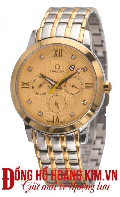 đồng hồ nam dây thép giá rẻ