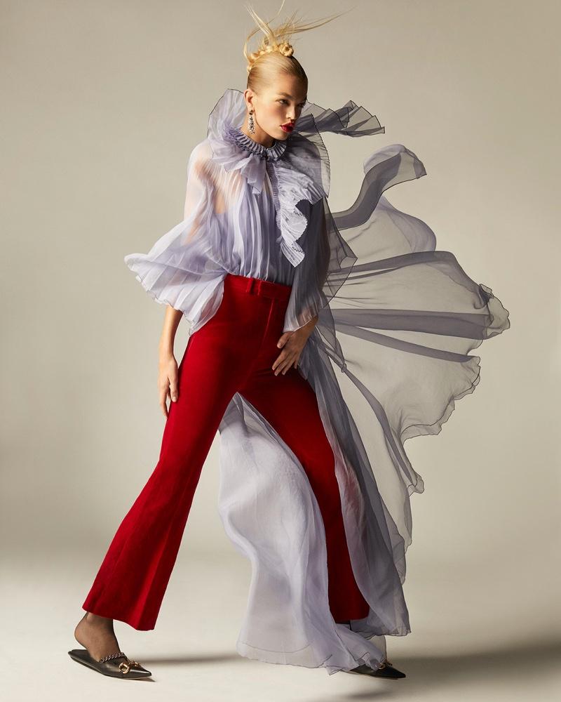 Daphne Groeneveld for Vogue Hong Kong
