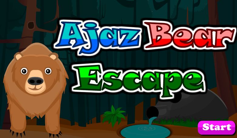 AjazGames Bear Escape Wal…