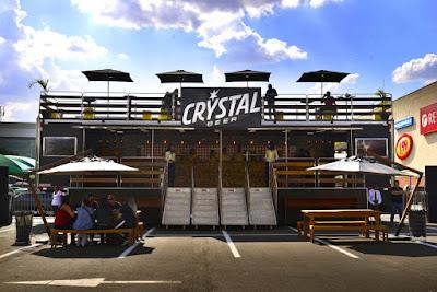 Carreta Biergarten Crystal terá atrações musicais no fim de semana no North Shopping Barretos