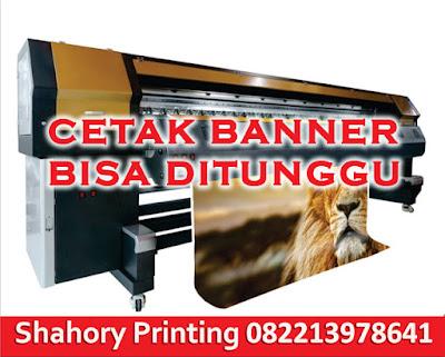 tempat cetak banner terdekat