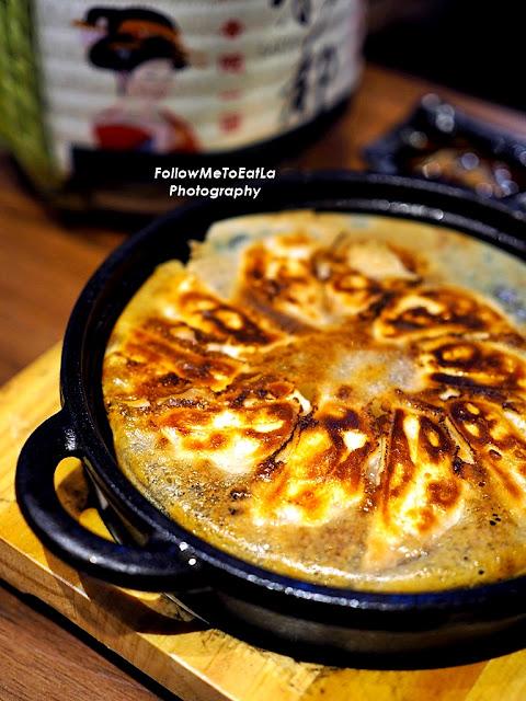 Teppan Gyoza Dumplings (RM 17)