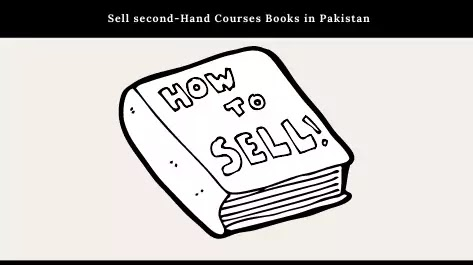 Sell second-Hand Courses Books in Pakistan