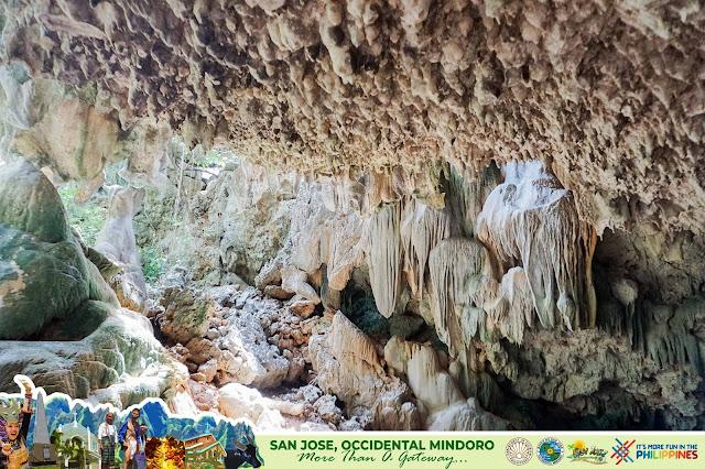 cave in San Jose Occidental Mindoro