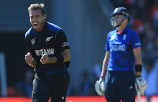 Tim Southee 7-33 - New Zealand vs England Highlights - 9th Match - Pool A | ICC Cricket World Cup 2015