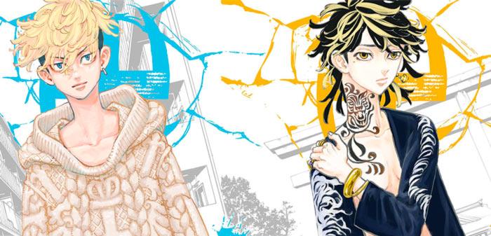 Tokyo Revengers manga - Ken Wakui