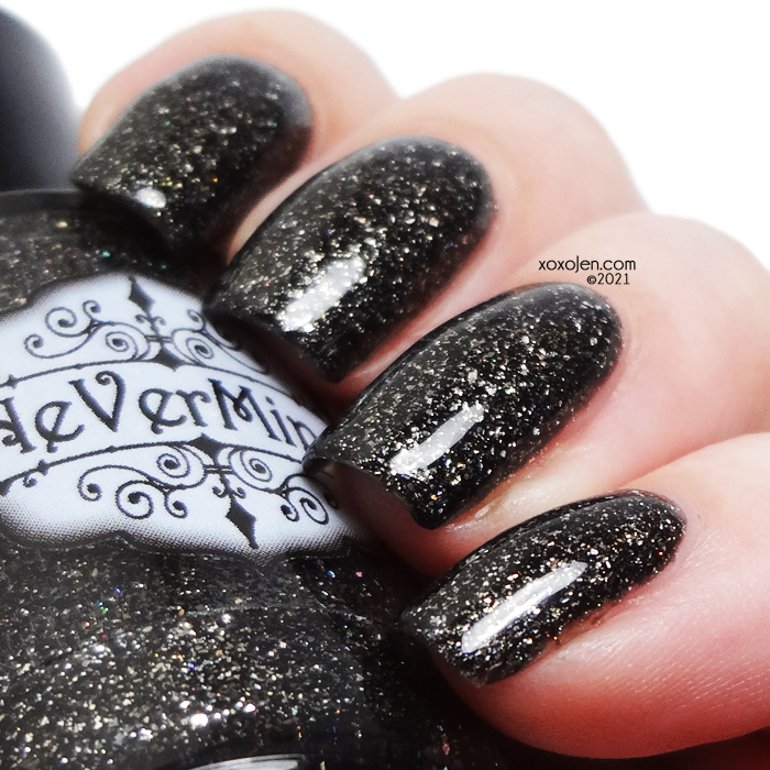 xoxoJen's swatch of Nevermind A Forbidden Ride