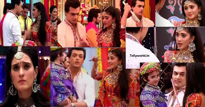 """Kartik-Naira's Tashan and Cute Romance Vedika Gets Jealous Yeh Rishta Kya Kehlata Hai Upcoming Spoiler Video And Written Update"""