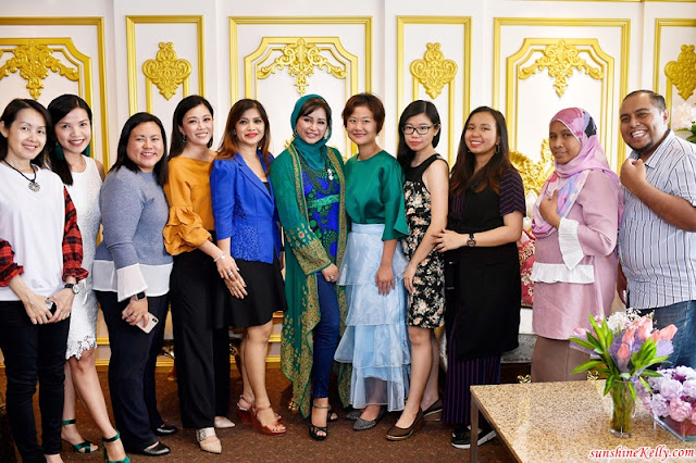 Puan Sri Nisa Bakri, nisabakri cooking paste, Outstanding ASEAN Entrepreneur Women Awards 2019, food, women entrepreneur