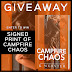 Book Blitz & Giveaway - Campfire Chaos by K Webster