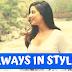 Saanvi Dhiman: The Social Media Influencer 'Always in Style'