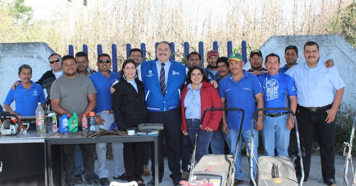 It de zacatepec curso de jardiner a a personal de for Curso de jardineria