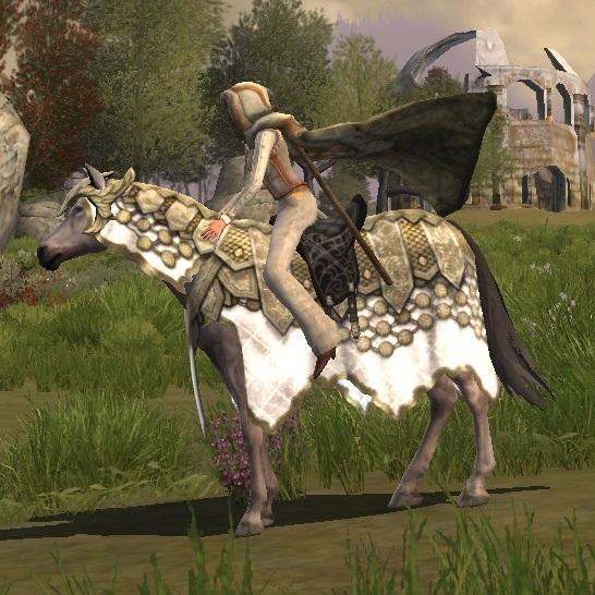Myndariel's Middle Earth : VIP Gift: Steed of the Eldar