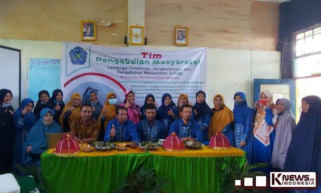 LP3M Unismuh Buat Pelatihan Pengembangan Model Pembelajaran di MA Muhammadiyah Gowa