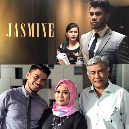 Sinopsis telemovie Jasmine TV9 lakonan Azrel Ismail dan Nina Iskandar, pelakon dan gambar telemovie Jasmine TV9