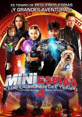 Mini Espias 4 – DVDRIP LATINO