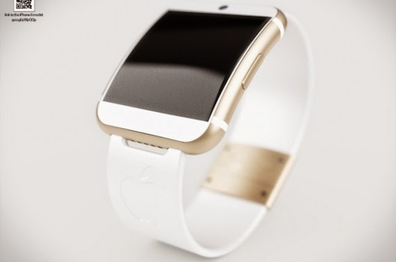 New 3D Render iWatch