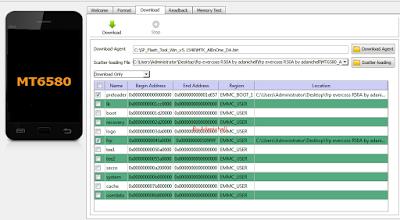 Bypass FRP Account Google Evercoss R50A Tested