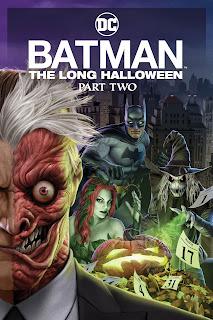 Batman: The Long Halloween, Part Two [2021] [CUSTOM HD] [DVDR] [NTSC] [Latino]