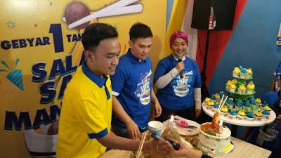 Ruben Onsu Umrahkan 25 Karyawannya