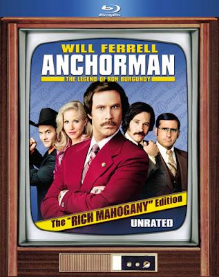 Anchorman (2004) Extended 480p 350MB Blu-Ray Hindi Dubbed Dual Audio [Hindi – English] MKV