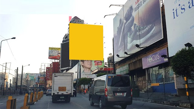 Prime EDSA Billboard Now Available