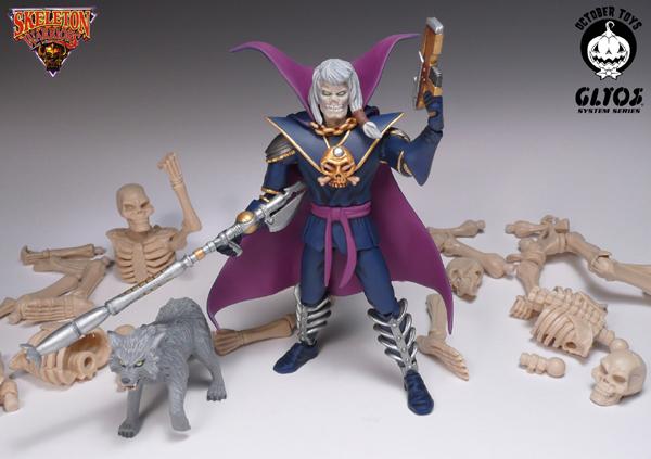 Skeleton Warriors Toys 29