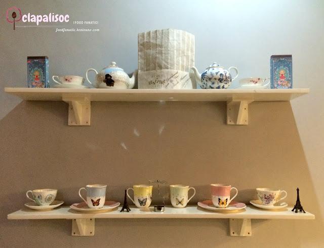 Le Miel Cafè Et Pâtisserie details