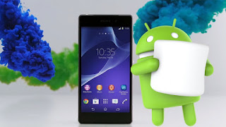 Android 6.0.1 Marshmallow en Sony