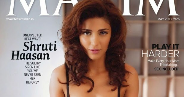 Bollywood Actresses In Maxim: Bollywood Actress Photo Shoot On Maxim Magazine