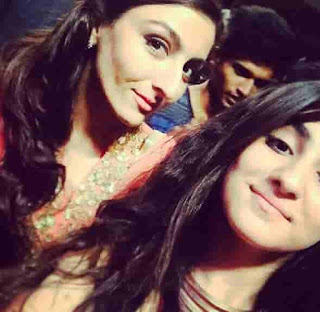 Diana Khan With Soha khan