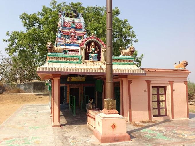 Ellamman Temple Nathanallur Kanchipuram - History, Timings, Festivals & Address!