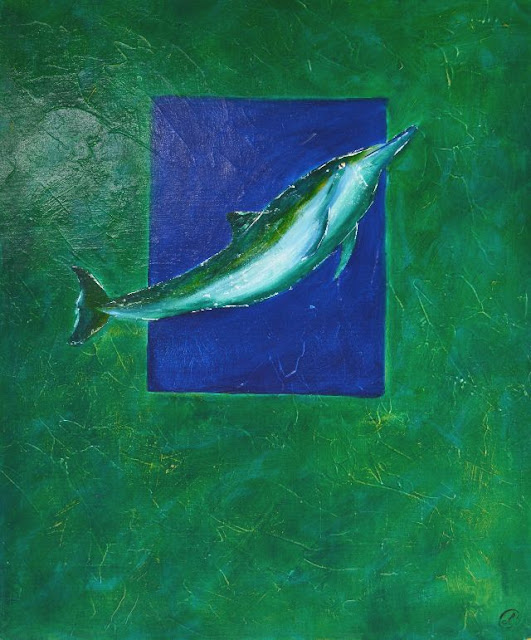 http://paintingsbylyndacookson.blogspot.fr/2016/05/dolphin-by-lynda-cookson.html