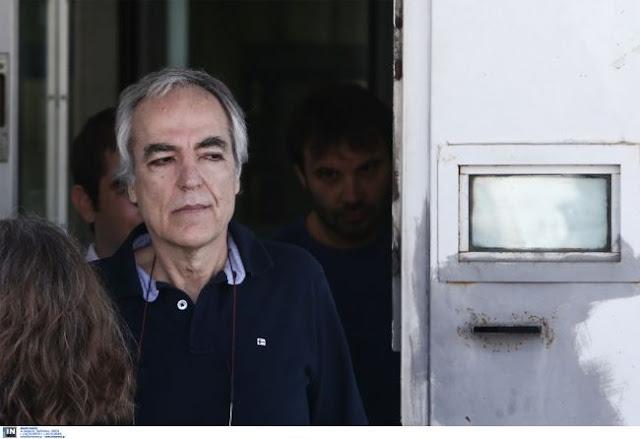 Αρνητική εισήγηση της εισαγγελίας Βόλου για την άδεια του Κουφοντίνα