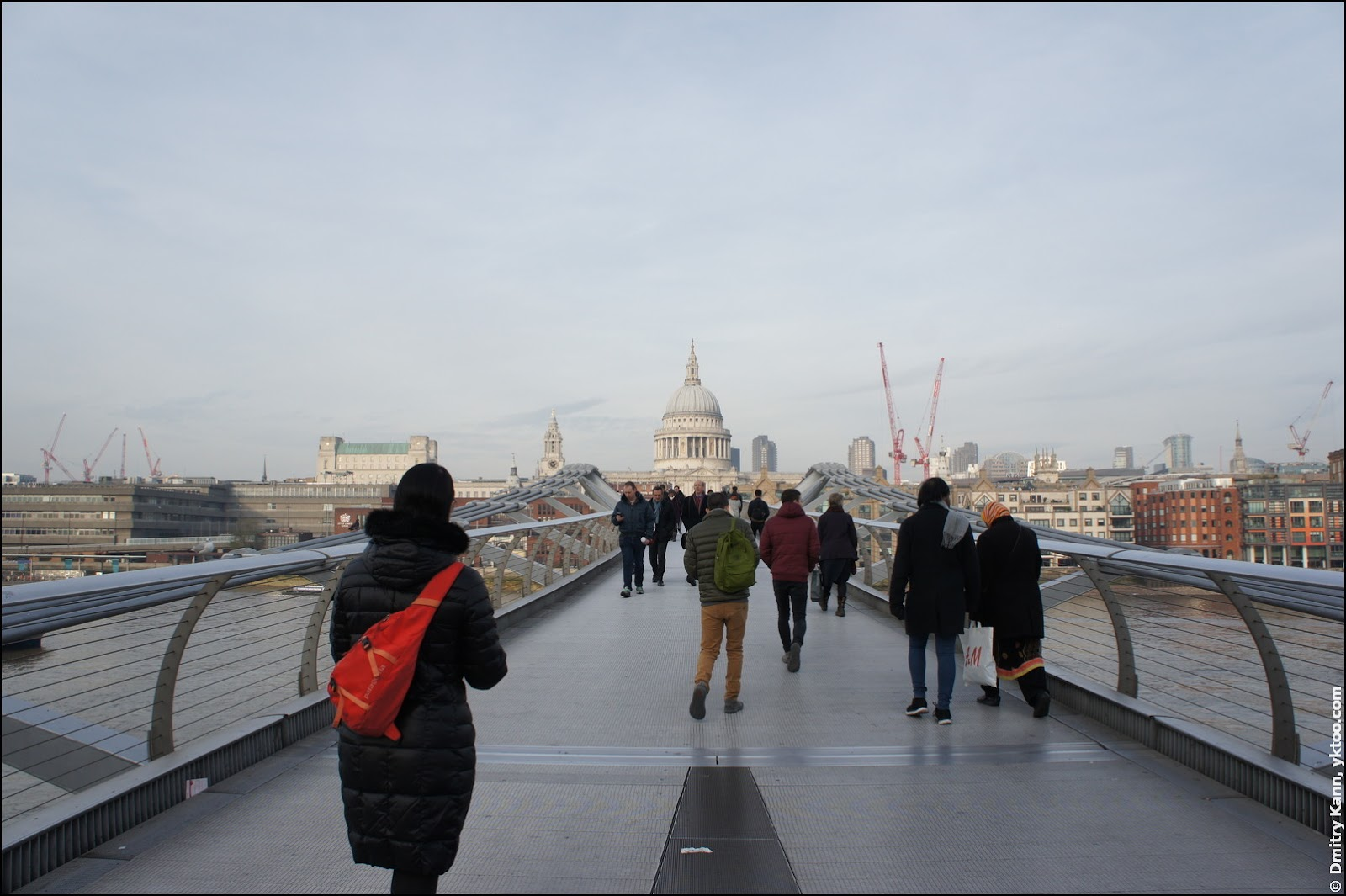 Мост Милленниум.