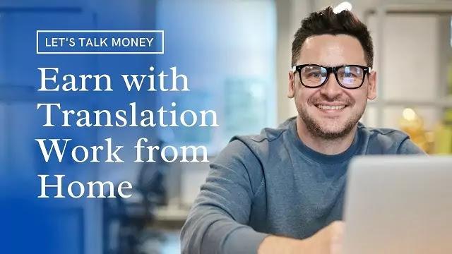 google translation work from home