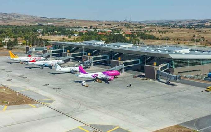 Flughafen Skopje verzeichnet 64 Monate in Folge Wachstum