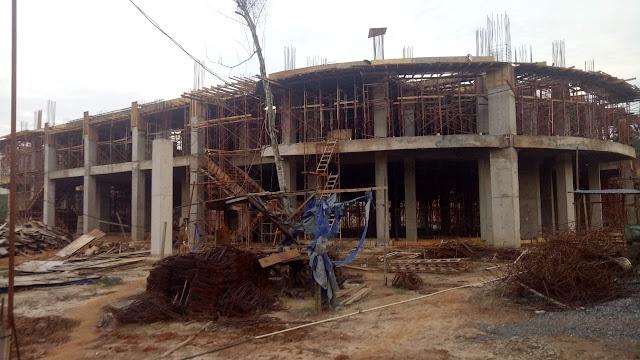 Karut Marut Mangkraknya Proyek Gedung UIN Jambi Senilai Rp35 Miliar