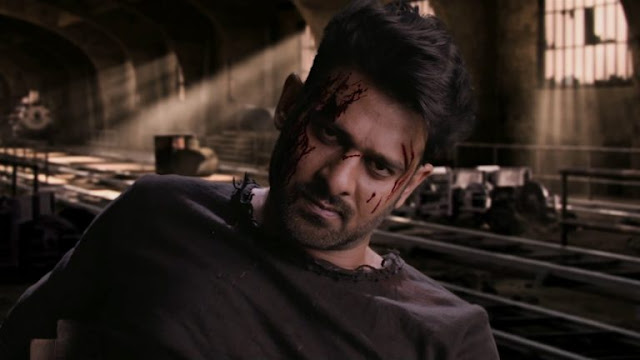 South Actor Prabhas Saaho Movie HD Wallpaper