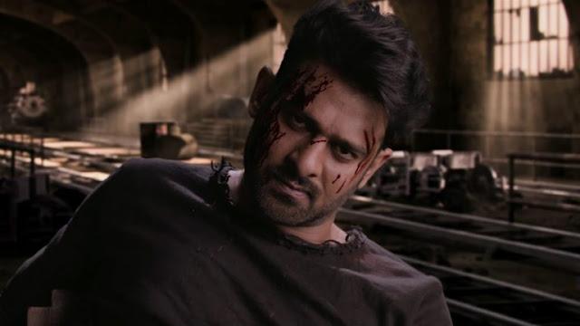 South Actor Prabhas Saaho Movie HD Wallpaper