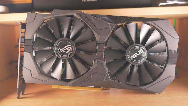 Asus Rog Strix Gtx 1650 4GB OC benchmarks